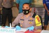 Tersangka pembacok ustadz di Aceh pecatan polisi