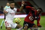 Kegagalan Lille melawan 10 pemain Lyon