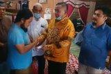 Ketua Umum DPP Golkar umrahkan ustaz korban pembacokan di Aceh Tenggara