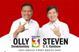 LSI: Pemilih Golkar dan Nasdem pun akui Olly-Steven sulit dikalahkan