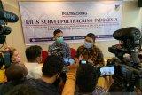 Rusdy-Ma'mun ungguli elektabilitas Hidayat-Bartho menurut survei Poltracking
