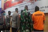 Polda Papua tetapkan tiga tersangka kasus jual beli senjata api
