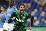 Sassuolo hantam tuan rumah Napoli 2-0