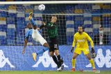 Striker Napoli Osimhen positif  COVID-19