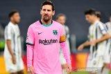 Calon presiden Barcelona: Lionel Messi harus pergi bila tidak mau potong gaji