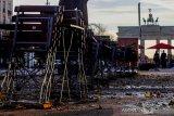 Masyarakat Jerman amankan stok jelang 'lockdown'