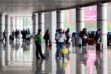 Penumpang Bandara Tjilik Riwut naik signifikan selama libur akhir Oktober