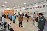 KPU Palangka Raya bekali Relawan Demokrasi tentang teknik penerapan protokol kesehatan