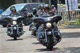 Polisi kembalikan 19 unit moge rombongan pengeroyok TNI AD di Bukittinggi pada pemiliknya