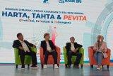 BRI Wilayah Padang beri pencerahan generasi milenial literasi keuangan