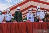Gubernur Sulsel apresiasi program pembuatan kapal Roro Kemenhub
