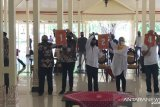 KPU Gunung Kidul terima laporan sumbangan dana kampanye paslon