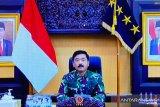 Panglima TNI ingatkan Hakim Militer pelihara kehormatan dan perilaku