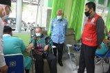 Petugas PMI seluruh kapanewon di Sleman mengikuti donor darah