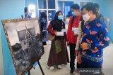 Memperkenalkan sejarah Sampit bisa melalui lukisan