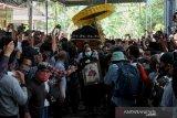Kota Yogyakarta kehilangan ikon seni wayang kulit Ki Seno Nugroho