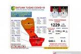 Gugus Tugas: Pasien sembuh dari COVID-19 di Palangka Raya capai 89,99 persen