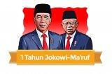 Pemerintahan Jokowi tak pandang bulu tegakkan hukum