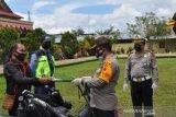 Delapan hari Polres Jayawijaya temukan 129 pelanggar lalin