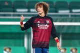 David Luiz kembali berlatih menjelang Arsenal lawan Molde