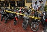 Polisi ringkus dua bocah pencuri motor di Selatpanjang