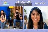 BCA ajak masyarakat berlibur secara virtual ke desa binaan