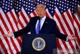 Tuntutan gagal di Georgia dan Michigan, Trump siap gugat pemungutan suara di Nevada