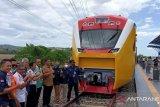 Gubernur Sulsel optimistis proyek kereta api Makassar-Parepare rampung 2021