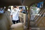 Pemkot Kupang luncurkan transportasi daring aman COVID-19