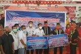 Pelindo IV serahkan bantuan Bina Lingkungan di Tondano