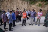 Pengerjaan jalan penghubung Barru-Soppeng masuk tahap akhir
