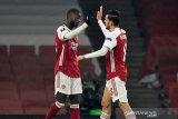 Dua gol bunuh diri bantu Arsenal atasi Molde 4-1 dan amankan posisi puncak