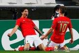 Benfica berbagi poin dengan Rangers