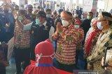 Menteri KKP resmikan pasar ikan  modern pertama di luar  Jawa