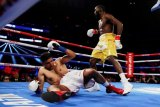Petinju Crawford akan duel dengan Manny Pacquiao atau Spence