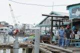 Ketua DPRD Inhil harapkan jembatan Tanah Merah selesai tepat waktu