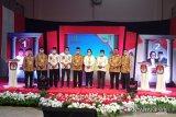 KPU Morowali Utara sukses gelar Debat Publik Pilkada Tahap II