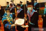 IAIN Kendari mewisuda 441 sarjana dengan terapkan protokol kesehatan
