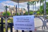 Istana Siak di Riau belum buka selama pandemi COVID-19 masih mewabah