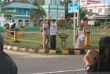 Bawaslu enggan tanggapi kampanye flasmob  di simpang lampu merah