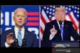 Biden merasa terhormat telah terpilih, Trump: pilpres belum selesai