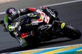 Johann Zarco kuasai trek basah Valencia di FP3, Miller masih tercepat