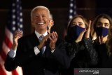 Menangi kursi kepresidenan, Biden menyerukan penyembuhan AS