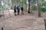 Bukit Katung di Desa Pusar OKU Sumsel tujuan wisata baru ramai dikunjungi