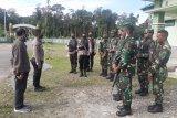 TNI-Polri tingkatkan patroli jelang Pilkada serentak Yahukimo 2020