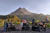 Balai TNGM tutup sementara objek wisata alam di lereng Merapi