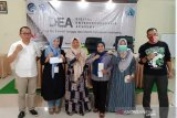 Kementerian Kominfo beri sertifikat DEA kepada 40 IRT UMKM Bantaeng