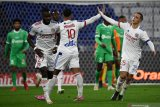Tinotenda Kadewere bawa Lyon bangkit atasi Saint-Etienne 2-1