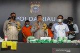 Narkoba di Bali disinyalir kebanyakan dari Riau