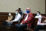 Saksi sidang Pinangki sebut kedekatan dengan Ma'ruf Amin dan Anwar Ibrahim